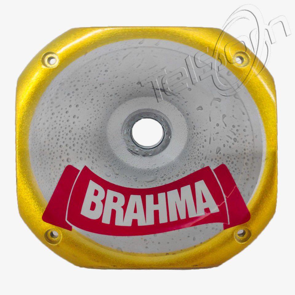 Cone Curto para Drivers rosca Grafitado Brahma