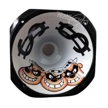 Cone Curto para Drivers rosca Grafitado Metralhas