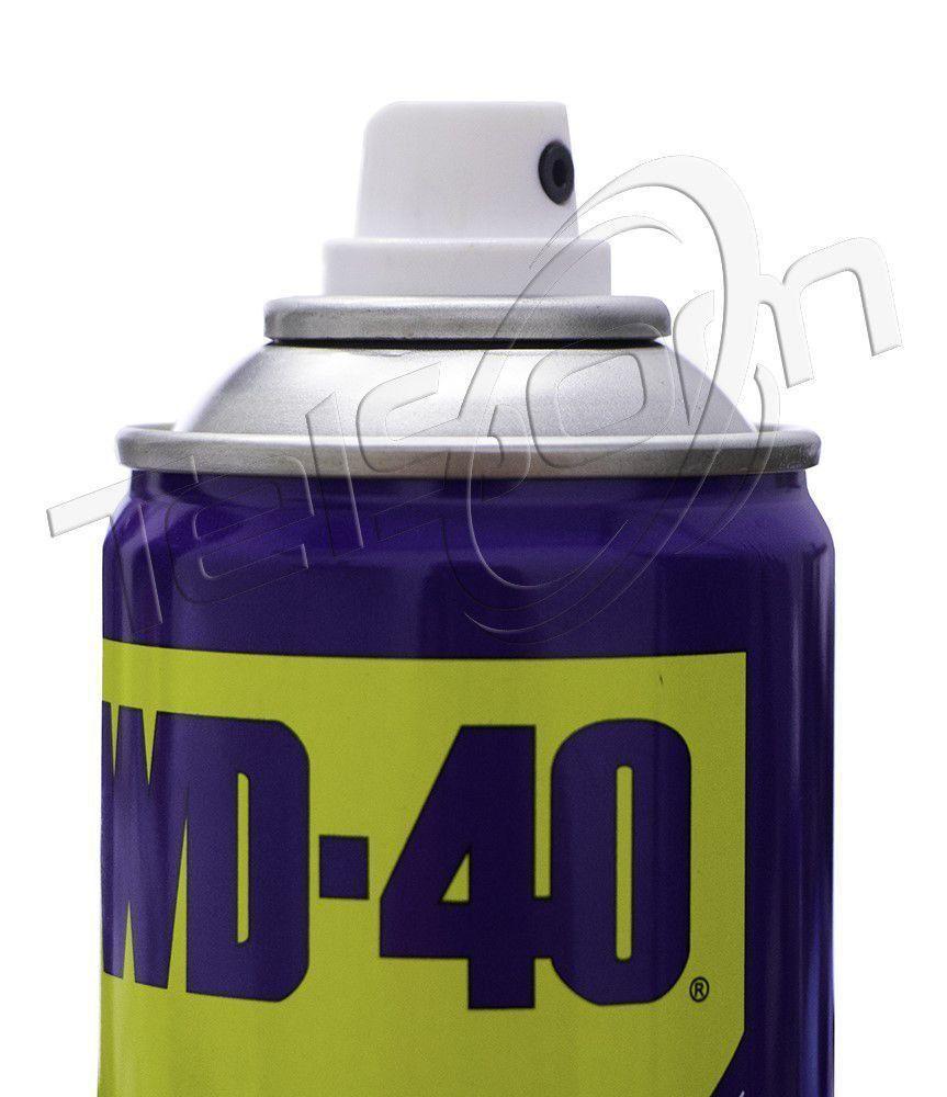 Desingripante Oléo Lubrifante Aerosol WD-40 100 Ml Anticorrosivo