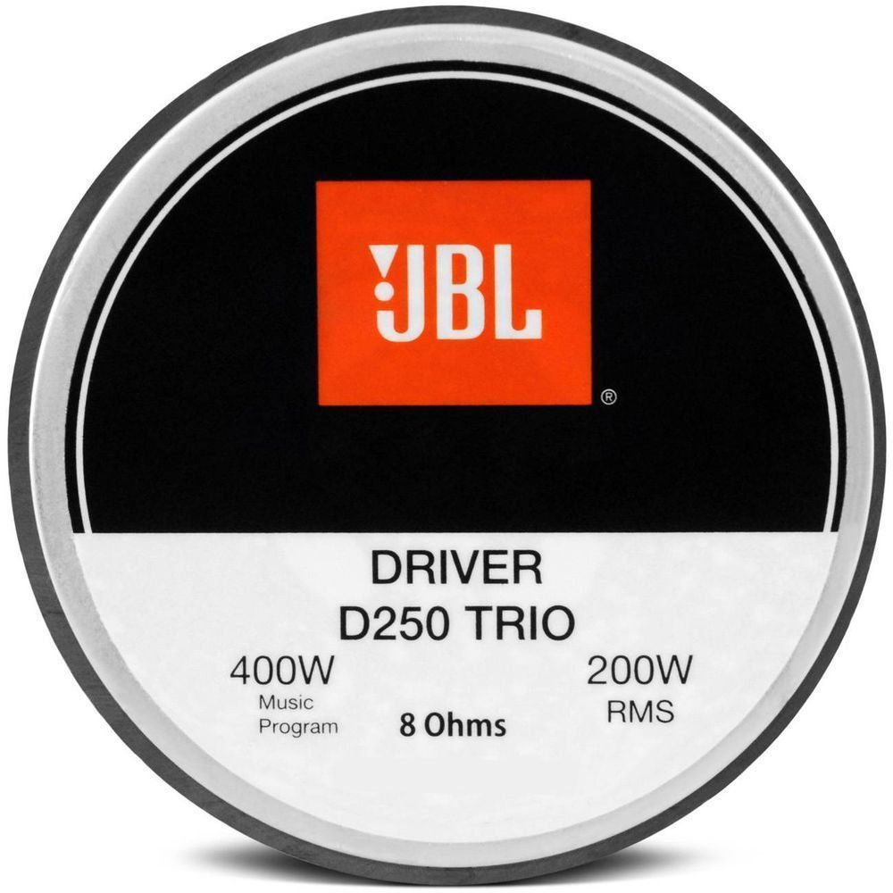 Driver Selenium JBL D250 TRiO 200 W Rms Disfragma Fenolico