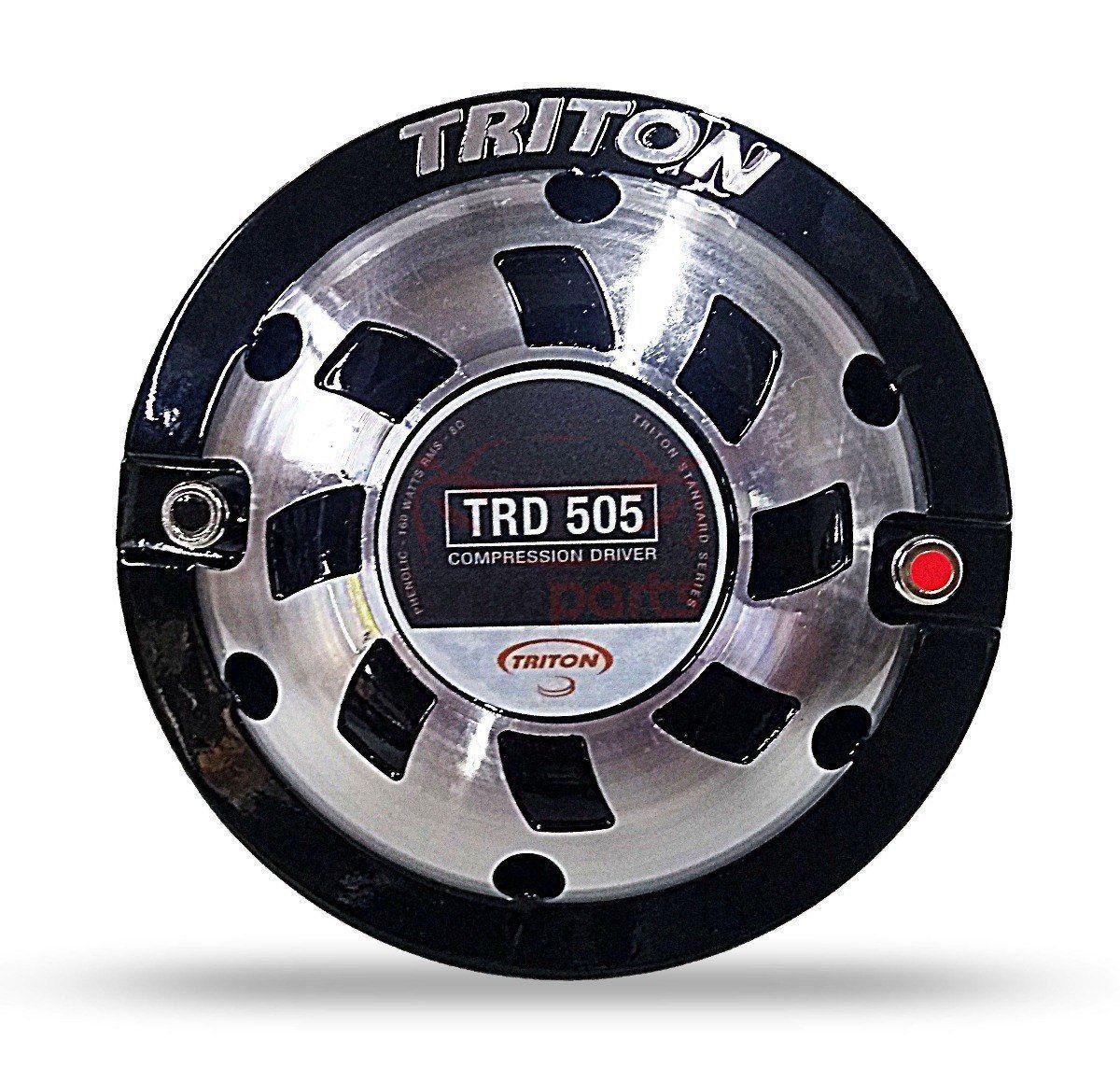 Driver Triton TRD-505 160W RMS 8 Ohms