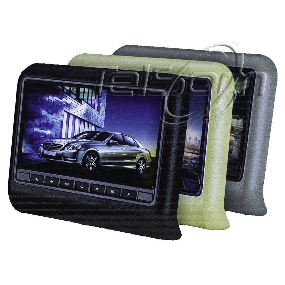 Dvd Portatil Acoplar 9 Polegadas Ap9000 Aguia Power