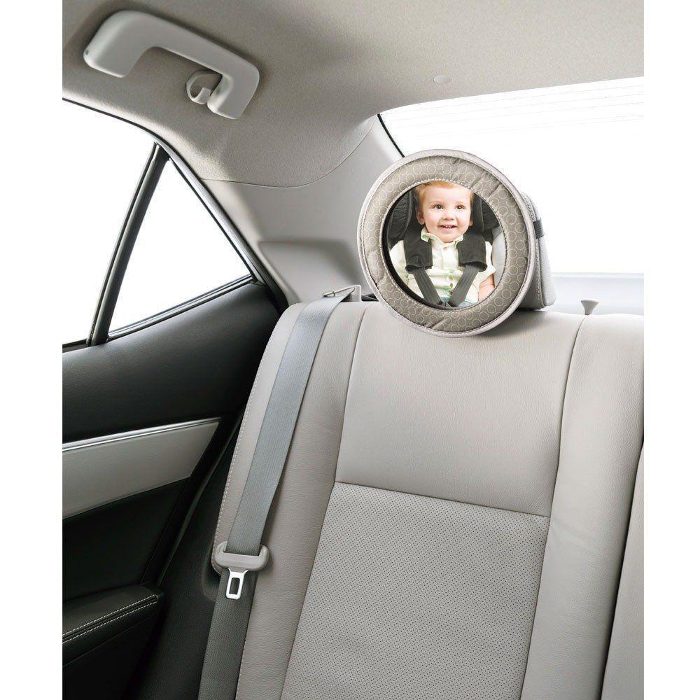Espelho Retrovisor Para Banco Traseiro Baby Look Multikids