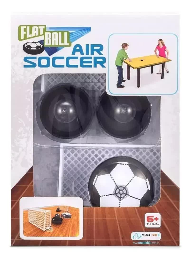 Flat Ball Air Soccer Multikids Br373