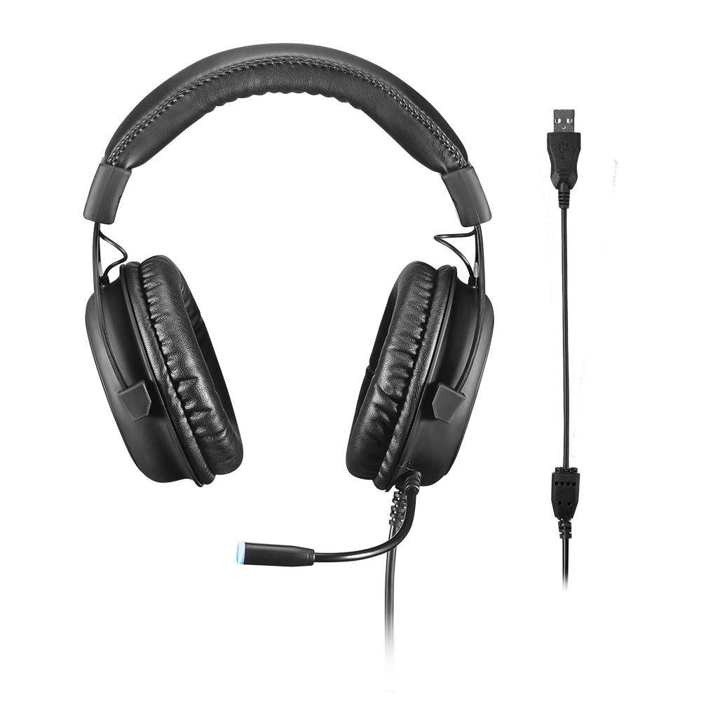 Fone De Ouvido Headset 7.1 3d Warrior Multilaser Ph258