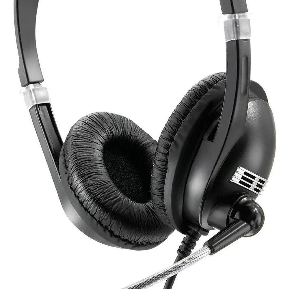 Fone De Ouvido Headset Acústico Ph041 Multilaser