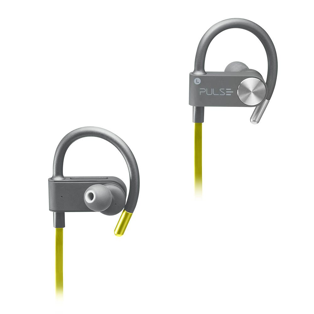Fone Earhook In Ear Sport Metallic Áudio Ph254