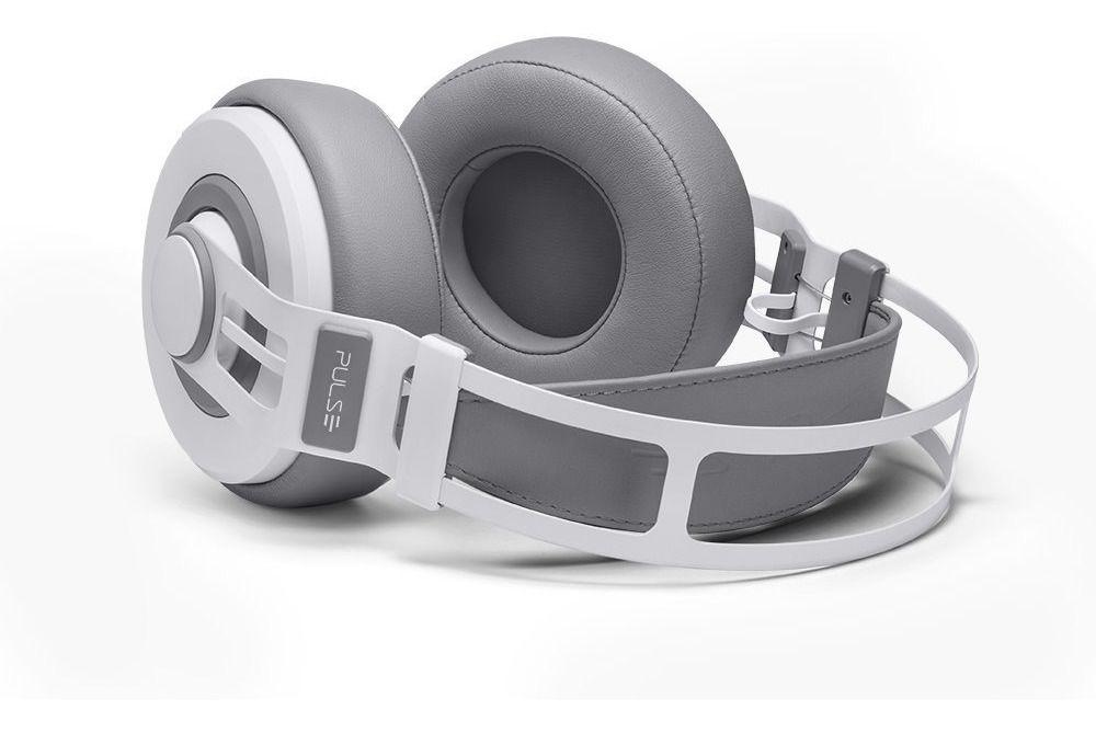 Fone Headphone Premium Bt Large Branco Ph242