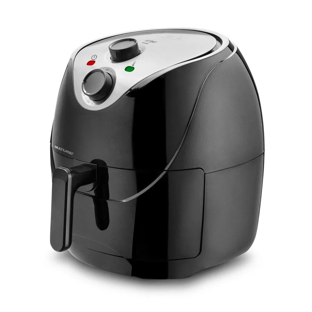 Fritadeira Air Fryer 6,5L Multilaser