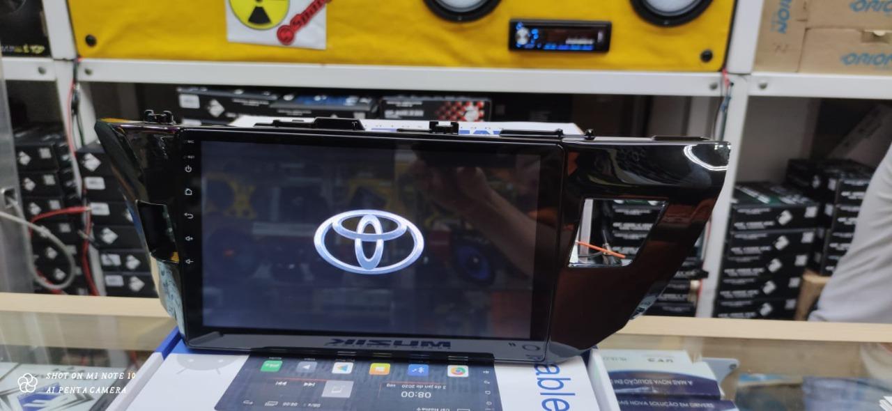 Kit Multimidia Corolla 2014 2017