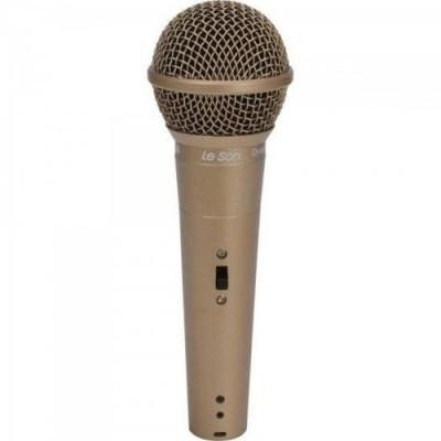 Microfone mc200 Din Champanhe Leson