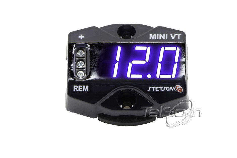 Mini Voltimetro Stetsom Digital Led VT