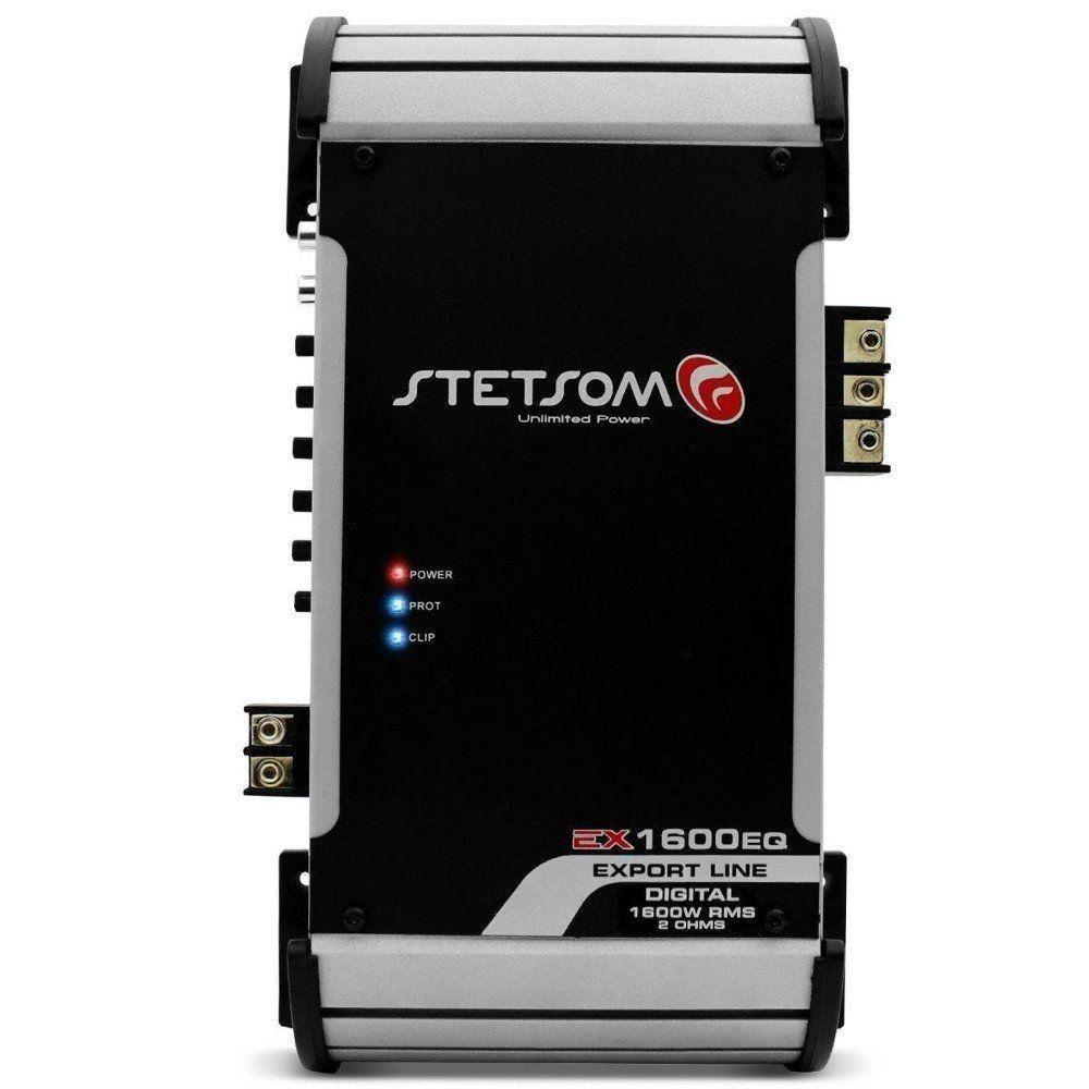 Modulo Amplificador Potencia Stetsom Ex1600 Eq