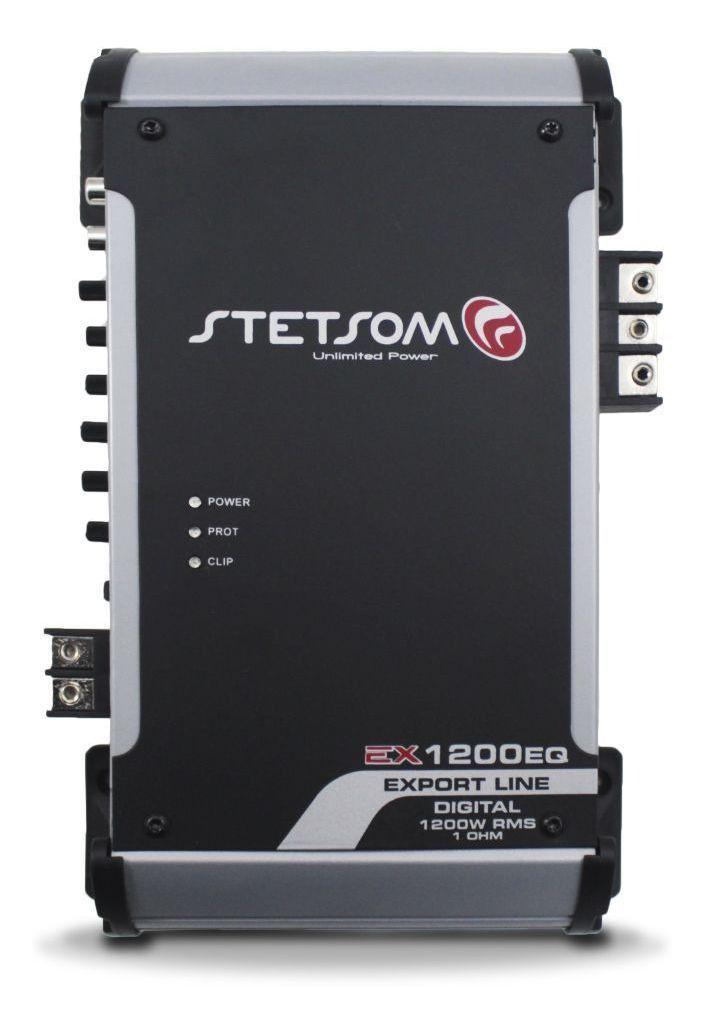 Modulo Amplificador Stetsom ex 1200 EQ 1 Ohms