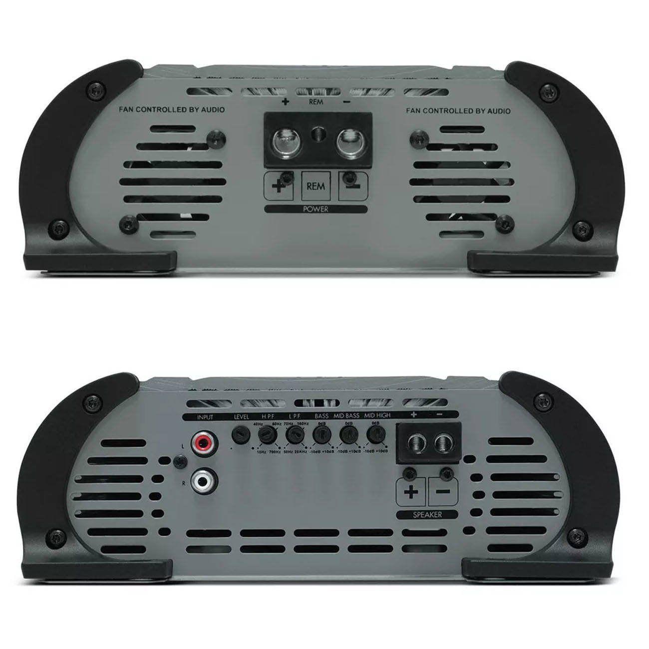 Modulo Amplificador Stetsom Ex 3500 Eq Mono 2 ohms