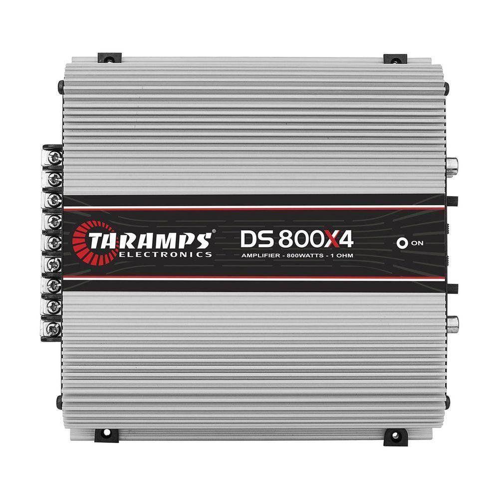 Modulo Amplificador Taramps Ds 800 X4 Compact