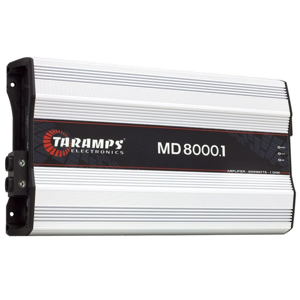 Módulo Taramps 8000 Rms Md 8000.1 2 Ohms Substitui Hd 8000