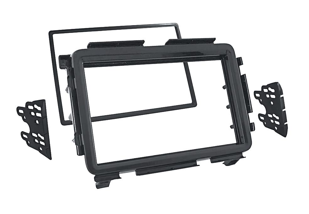 Moldura HR-V Black Piano 2015 a 2020