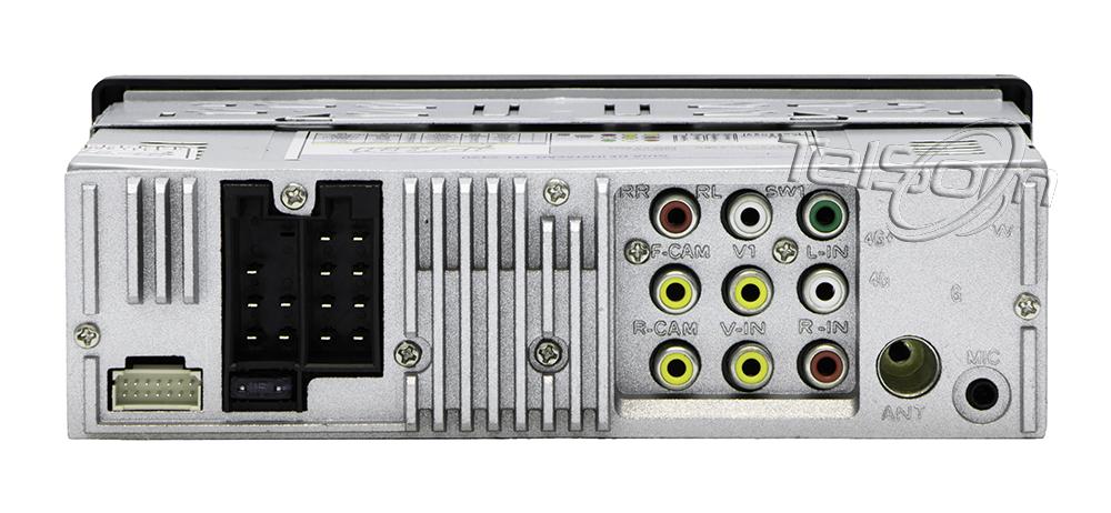 """Mp5 Tela 4""""  Ht-2420 H-Tech"""