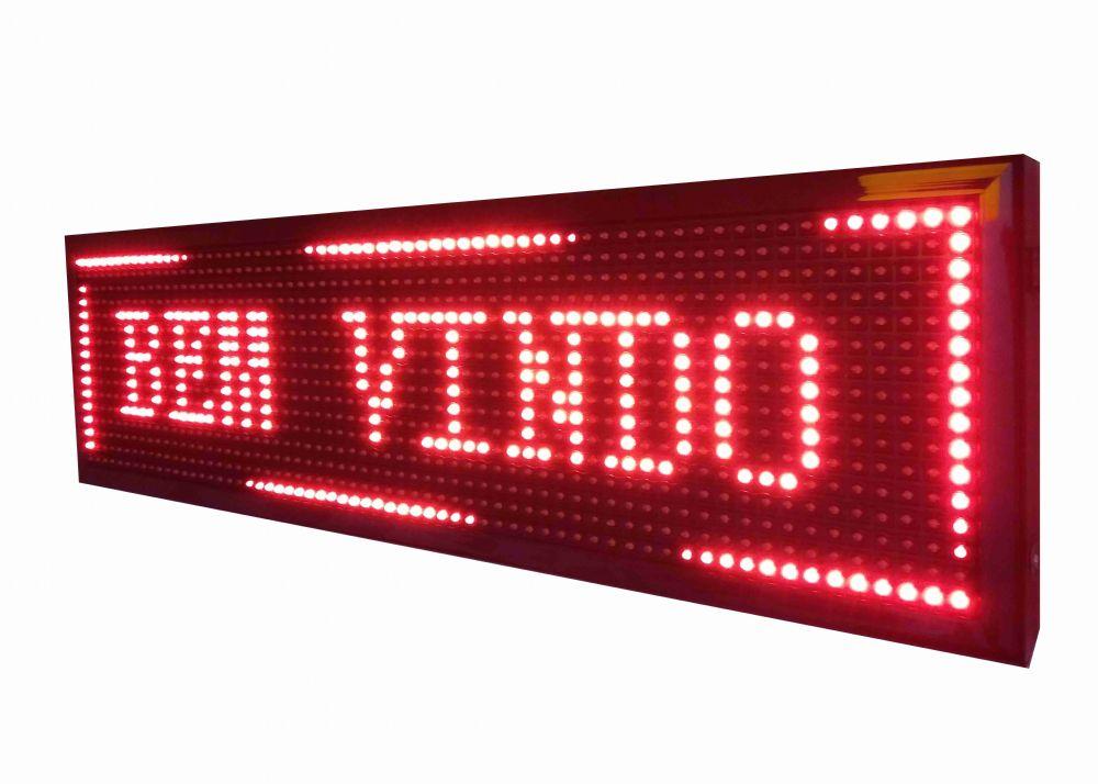 PAINEL 160X40 RGB OUTDOOR WIFI SEMI