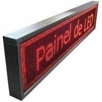 Painel Led Letreiro Luminoso 200x40