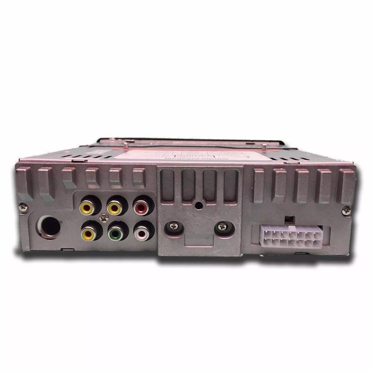 Som Automotivo Dvd Player H-tech Hdv-30 Bluetooth