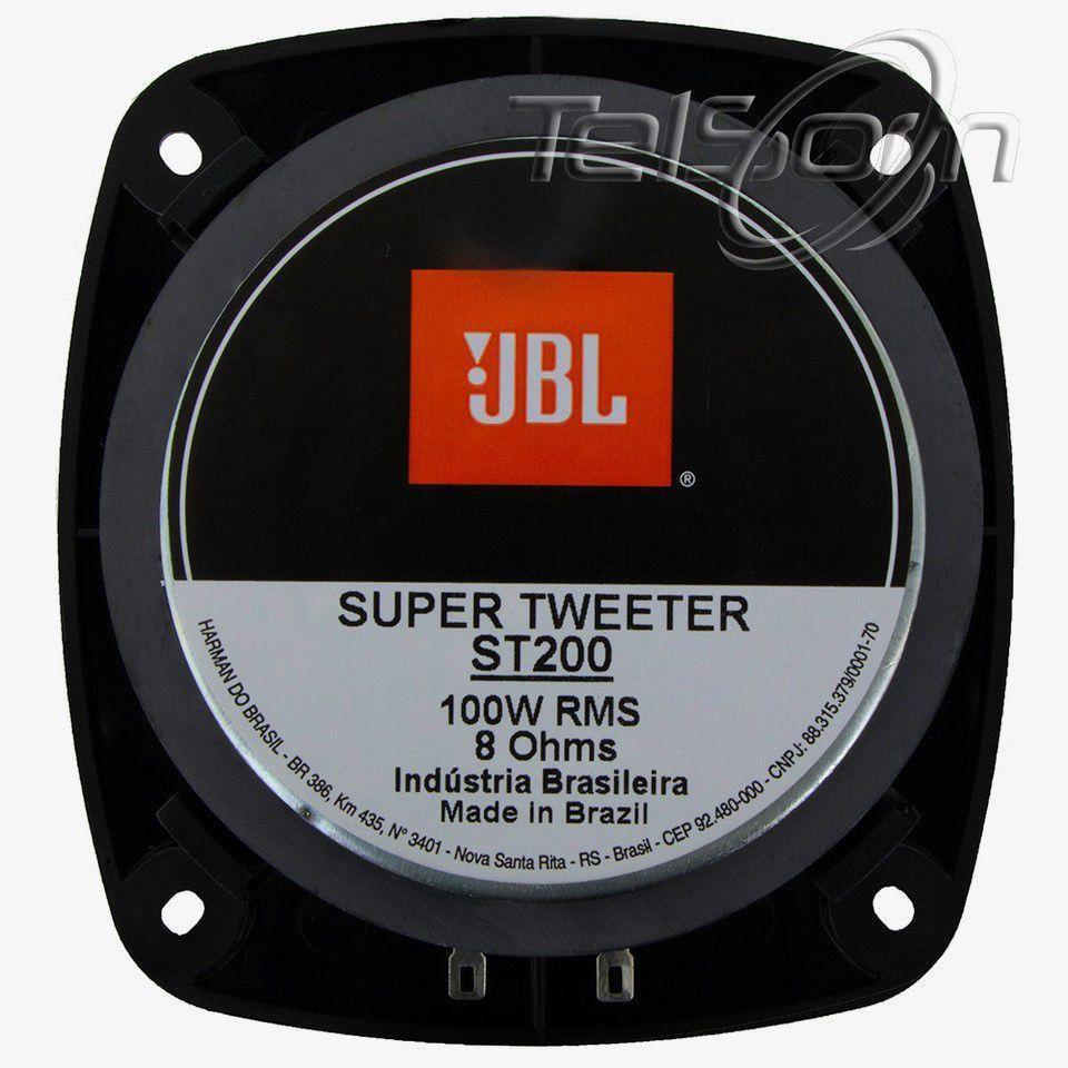 Super Tweeter Jbl Selenium St200 100w Rms 8 Ohms