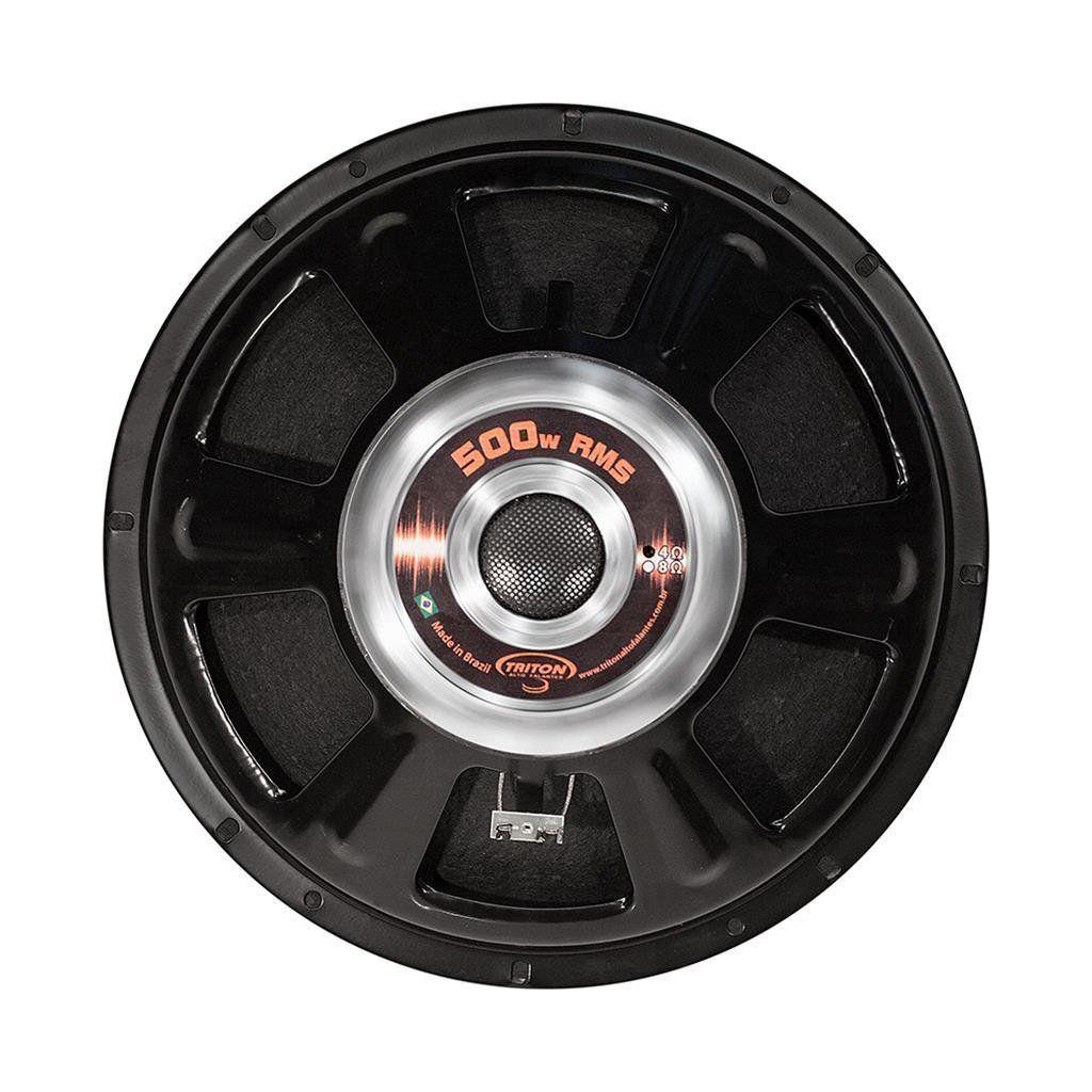 Woofer 15 Triton Tr500 500w Rms 4 Ohms