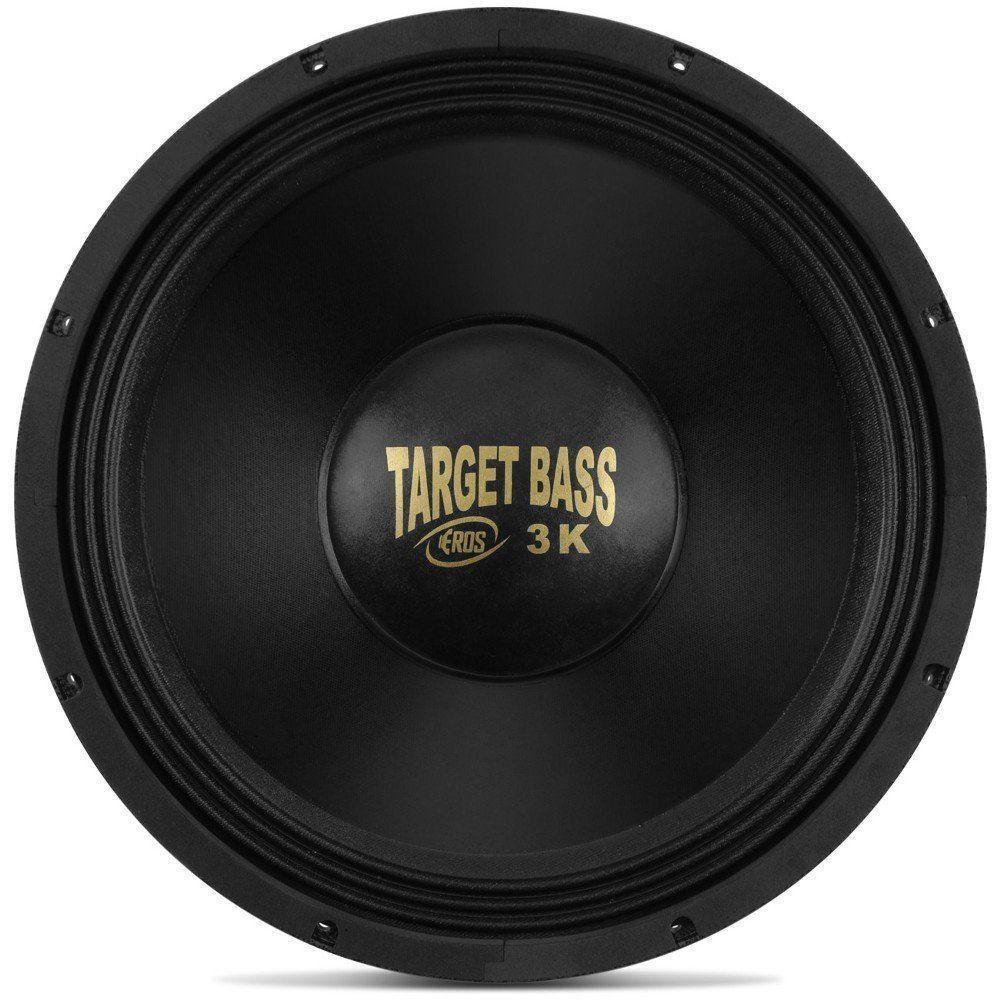 Woofer Eros E-15 Target Bass 3.0k 1500 W 4ohms