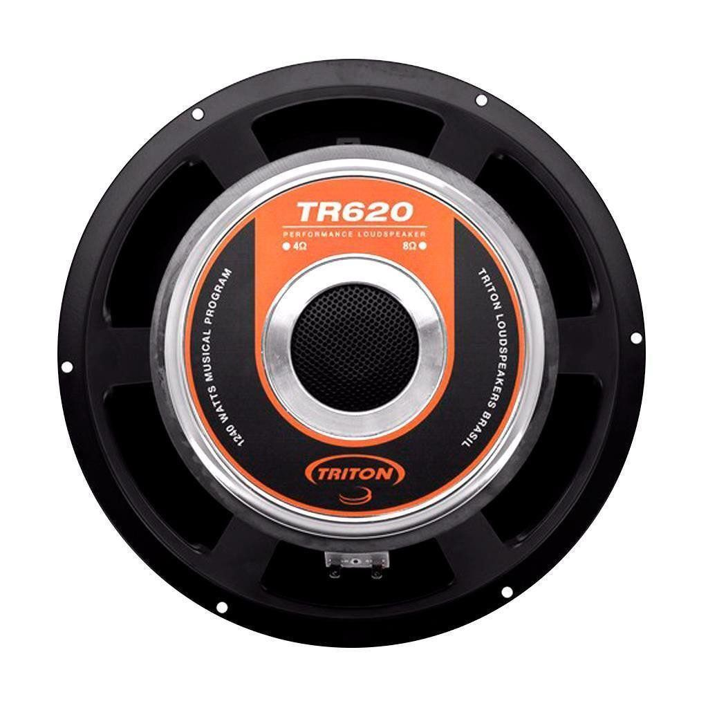 Woofer Triton Tr 620 12 Polegada Tr620 620w Rms 4 Ohms