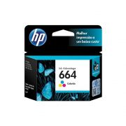CARTUCHO HP 664 F6V28AB COLOR 2ML ORIGINAL
