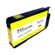 CARTUCHO HP 711 CZ132A YEL 26ML COMP MICROJET