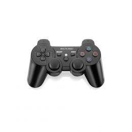 CONTROLE 3 EM 1 PS3/PS2/PC SEM FIO C/ BAT JS072-MULTILASER