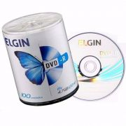 DVD-R C/100 4.7GB/8X/16X- ELGIN