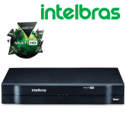 DVR GRAV. FULL HD MHDX 1108 - INTELBRAS