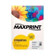 ETIQUETA 6285 25G 215.9X279.4 25FLS MAXPRINT - 49.212.8