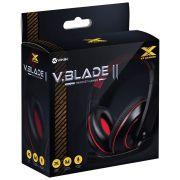 FONE HEADSET C/ MIC. VX GAMING V BLADE PT/VM 29378 - VINIK
