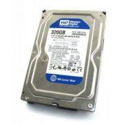 HD 320GB SATA2 7200RPM WD3200AVJS - WESTERN DIGITAL