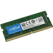 MEMORIA P/ NOTEBOOK 8GB DDR4 2400 CT8G4SFS824A - CRUCIAL