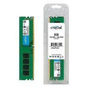 MEMORIA RAM 8GB DDR4 2400 CT8G4DFS824A - CRUCIAL