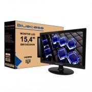 MONITOR LED 15.4POL BM154D3HVW (HDMI/VGA) - BLUECASE