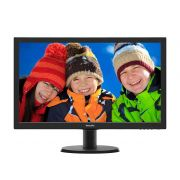 MONITOR LED 23.6POL 243V5QHAB HDMI/VGA/DVI/FULL HD - PHILIPS