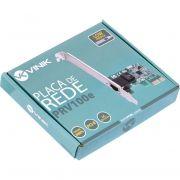 PLACA DE REDE PCI EXPRESS 10/100 PRV100E 26260 - VINIK