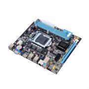 PLACA MAE BMBH61-S DDR3 1155 10/100/1000 - BLUECASE