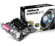 PLACA MAE D1800B-ITX C/ PROC INT INTEL J1800 HDMI-ASROCK