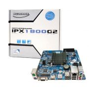 PLACA MAE IPX1800G2 C/ PROC INT INTEL J1800 - PCWARE