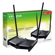 ROTEADOR HIGH POWER WIRELESS N 300MBPS TL-WR841HP-TP-LINK