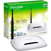 ROTEADOR WIRELESS 150MBPS TL-WR740N C/1 ANT - TP-LINK