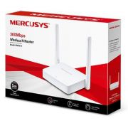ROTEADOR WIRELESS N 300MBPS MW301R C/2 ANT - MERCUSYS