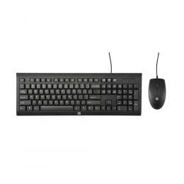 TECLADO + MOUSE USB C2500 J8F15AA - HP